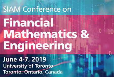 SIAM Conference on Financial Mathematics & Engineering