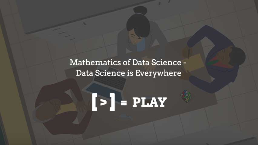 Data Science is Everywhere