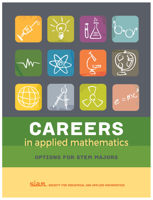 Thinking Of A Career In Applied Mathematics Siam
